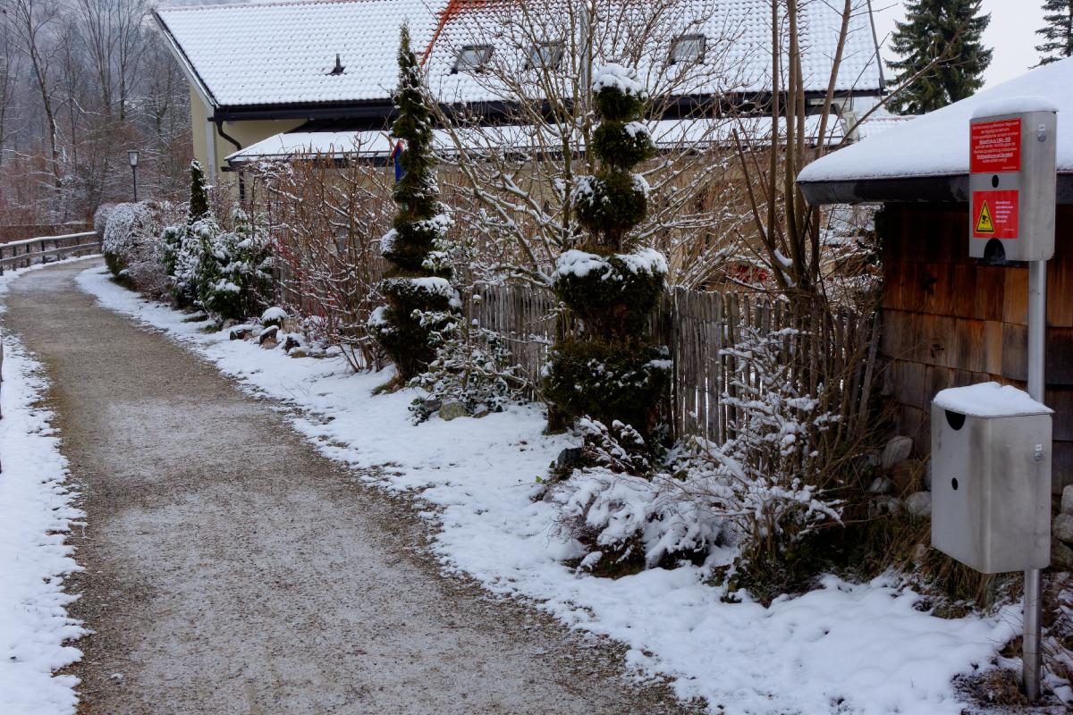 Fußweg am Gießenbach