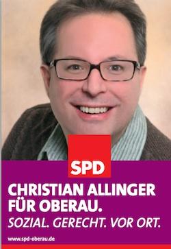 SPD-Werbung